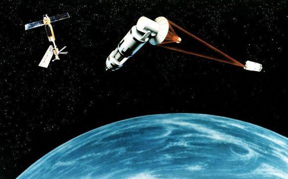 China Uji Senjata Anti Satelit