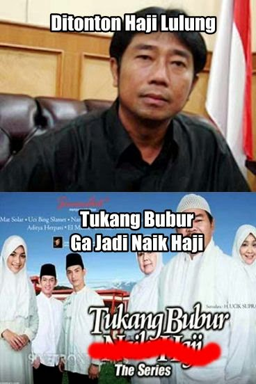 Mmem Komik Lucu Save Haji Lulung