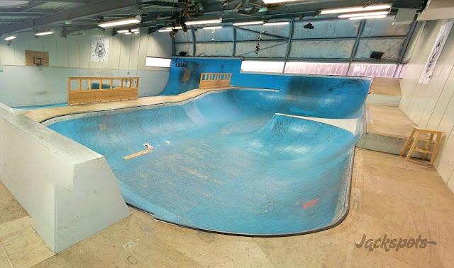 Skatepark Indoor Aurillac