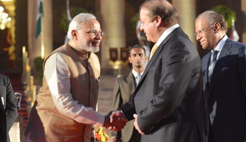 Political Economy of Modi Visit to Pakistan
