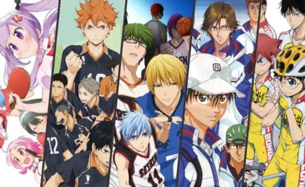 Daftar Anime Sport terbaik Sepanjang Masa