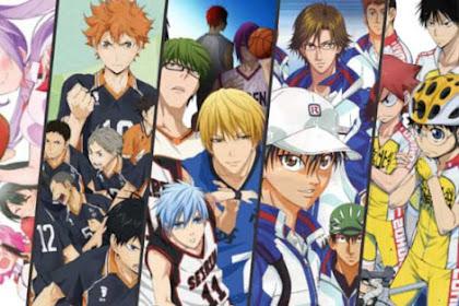 40 Anime Sport terbaik Sepanjang Masa
