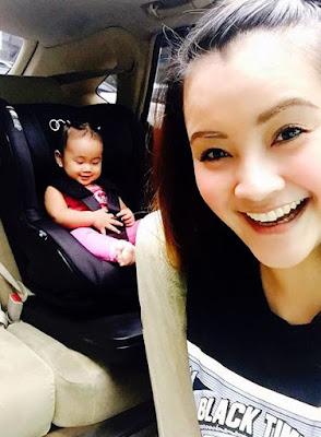 Almy Nadia Kini Hamil Anak Kedua?