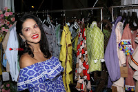 Designer Maheka Mirpuri's Summer Coll Preview With Sunny Leone & Bhagyashree  0017.JPG