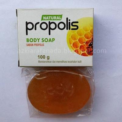 Review Sabun Propolis Hni Hpai Untuk Atasi Masalah Kulit Sehat Cantik Bahagia
