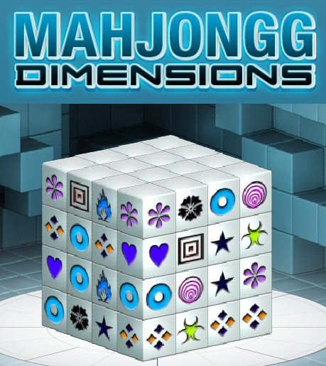 Mahjong Dimension 3d