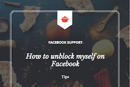 How to unblock myself on Facebook and Unblock others