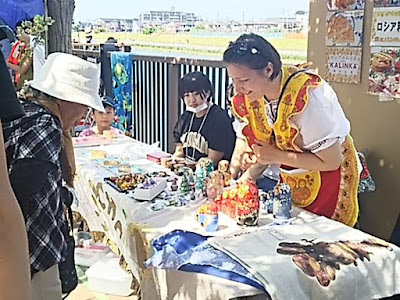 越谷国際フェステイバル2018