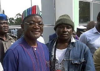 Akwazar Terwase (alias Gana) and ortom