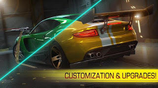 Download Gratis Cyberline Racing APK Mod v1.0.10517 Terbaru 2016 || MalingFile