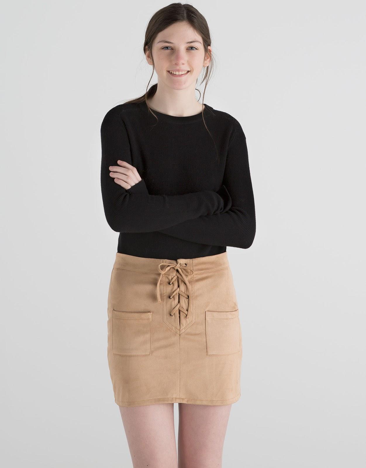 Model Style Rok Pendek Trend Masa Kini 2016