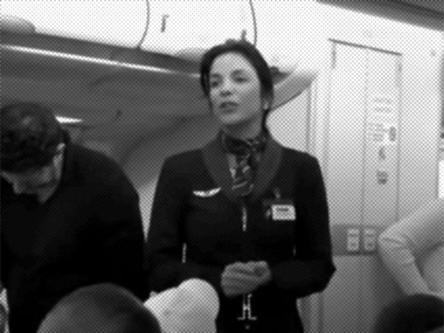 A pegadinha de Ivete Sangalo em voo da TAM