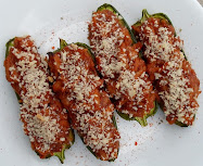 bbq pork stuffed jalapenos