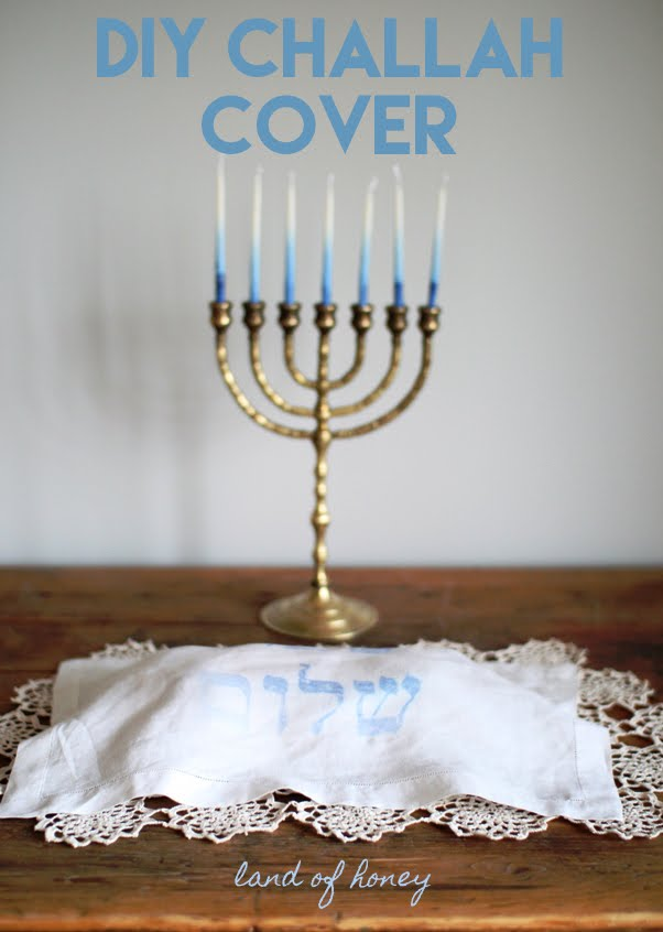Make Your Own Shabbat Shalom Cover
