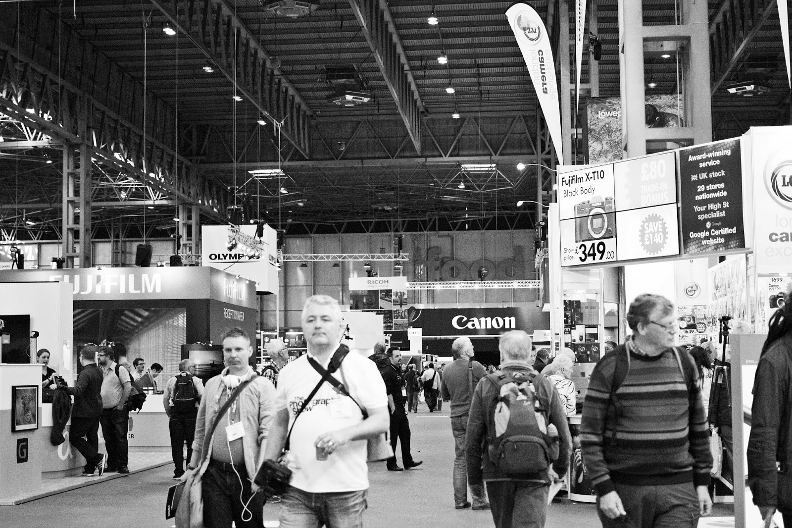 The Photography Show 2017, Katie Writes, Birmingham, NEC,