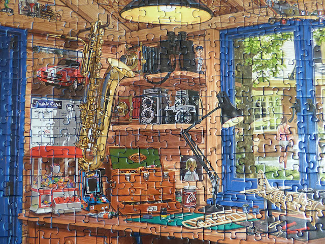 best jigsaw puzzles, Father's Day gifts