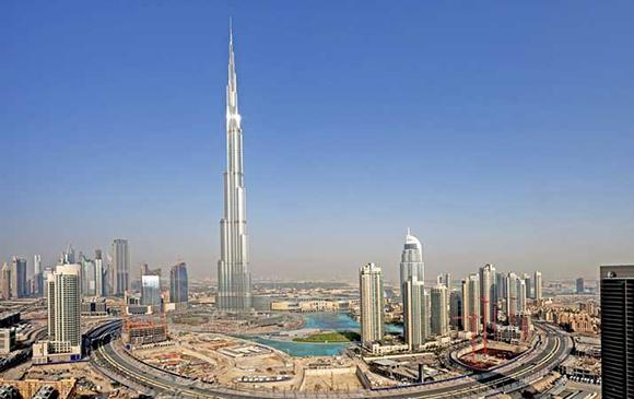 gambar Tempat Wisata Dubai Yang Populer
