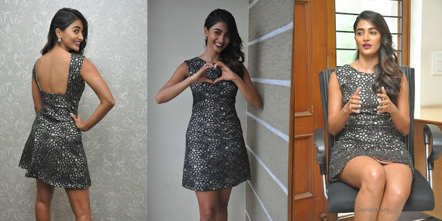 Pooja Hegde Cute Stills