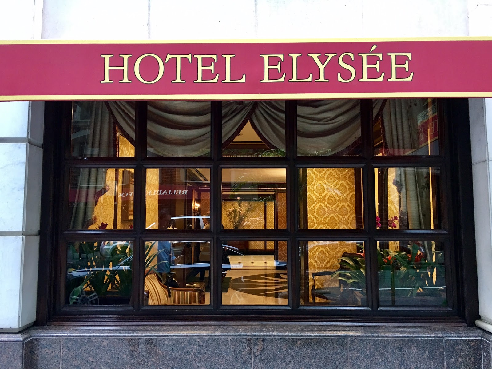 Hotel Elysee New York City