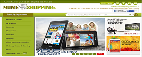 Top Online Shopping Stores in Pakistan