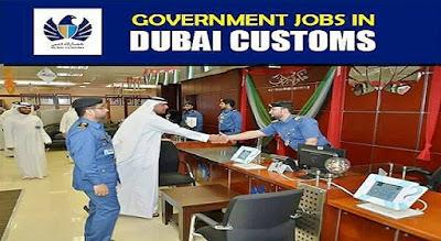 New Job Vacancies At Dubai Customs