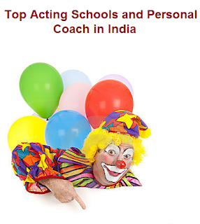 Joker points acting schools and coach in India