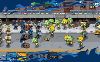 SWAT and Zombies Season 2 Apk Mod v1.1.4 For Android