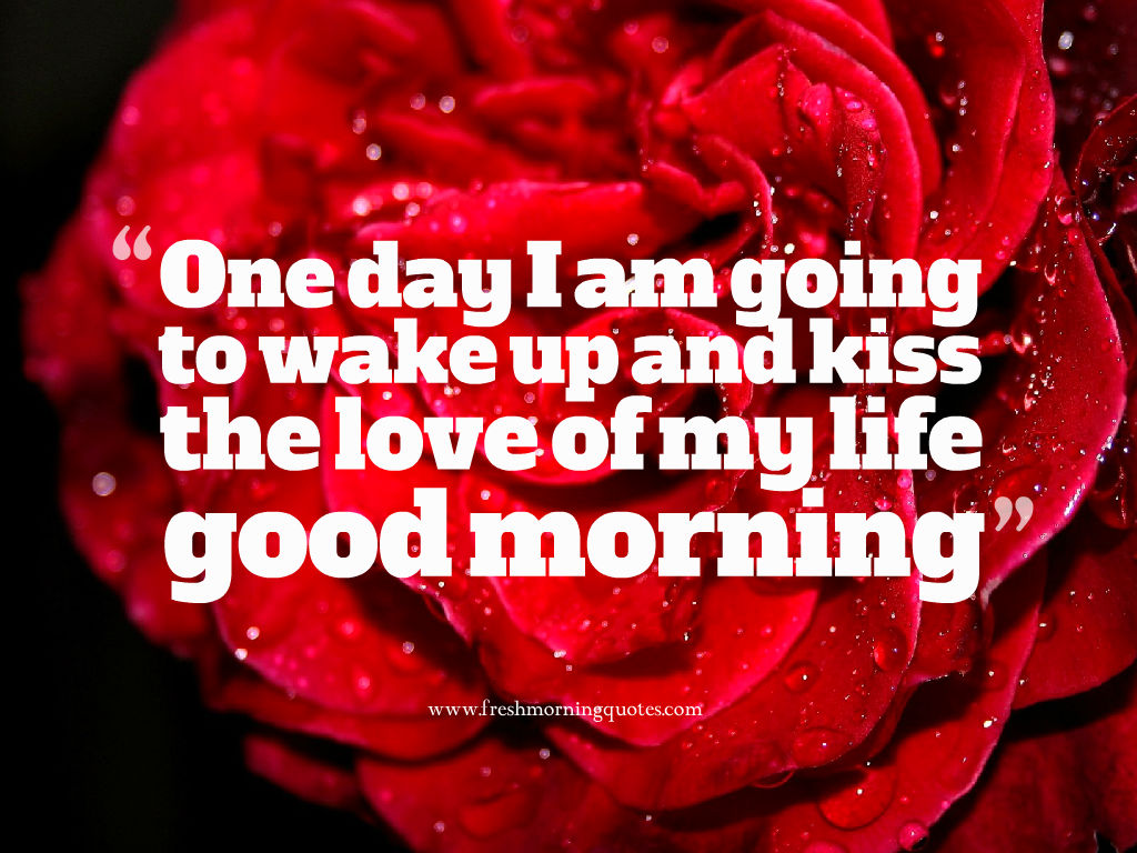 good Morning Roses Pictures for girlfriend with love quotes