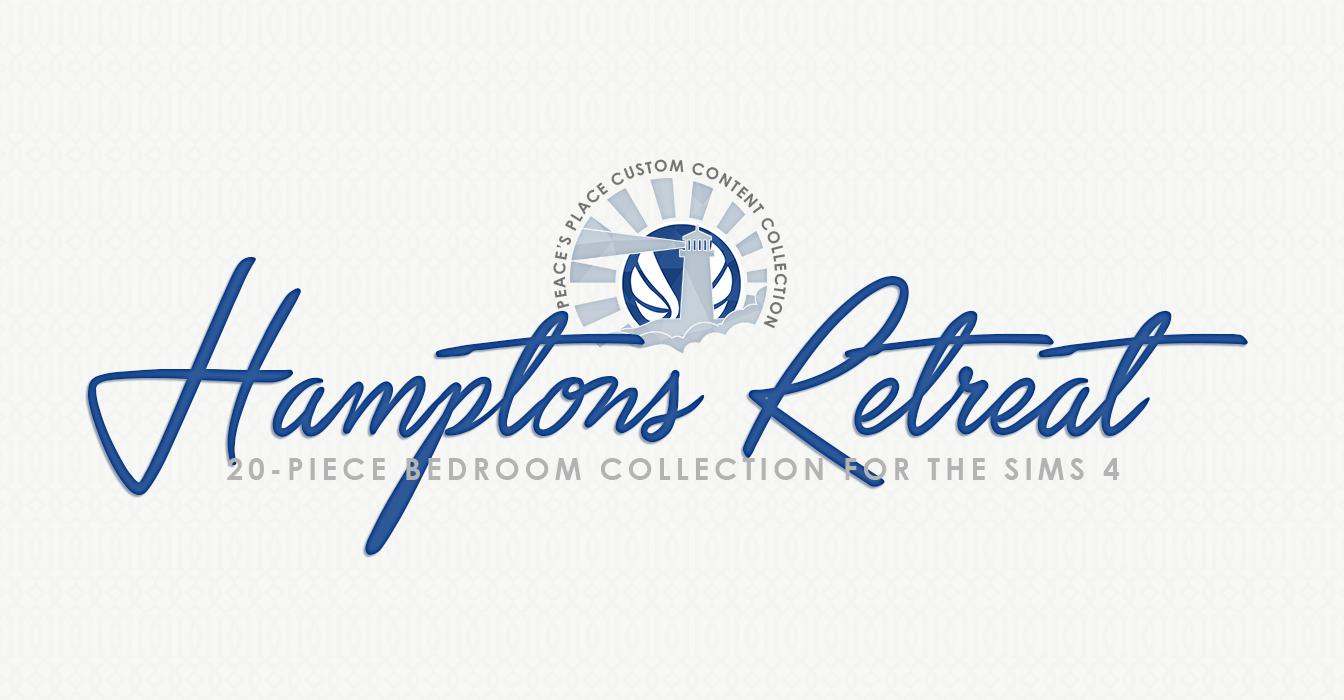 Hamptons Retreat Bedroom Addon Set
