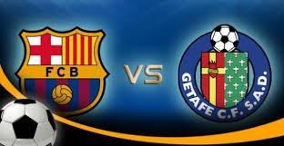 مشاهدة مباراة برشلونة وخيتافي بث مباشر يوتيوب موبايل اليوم 12-3-2016