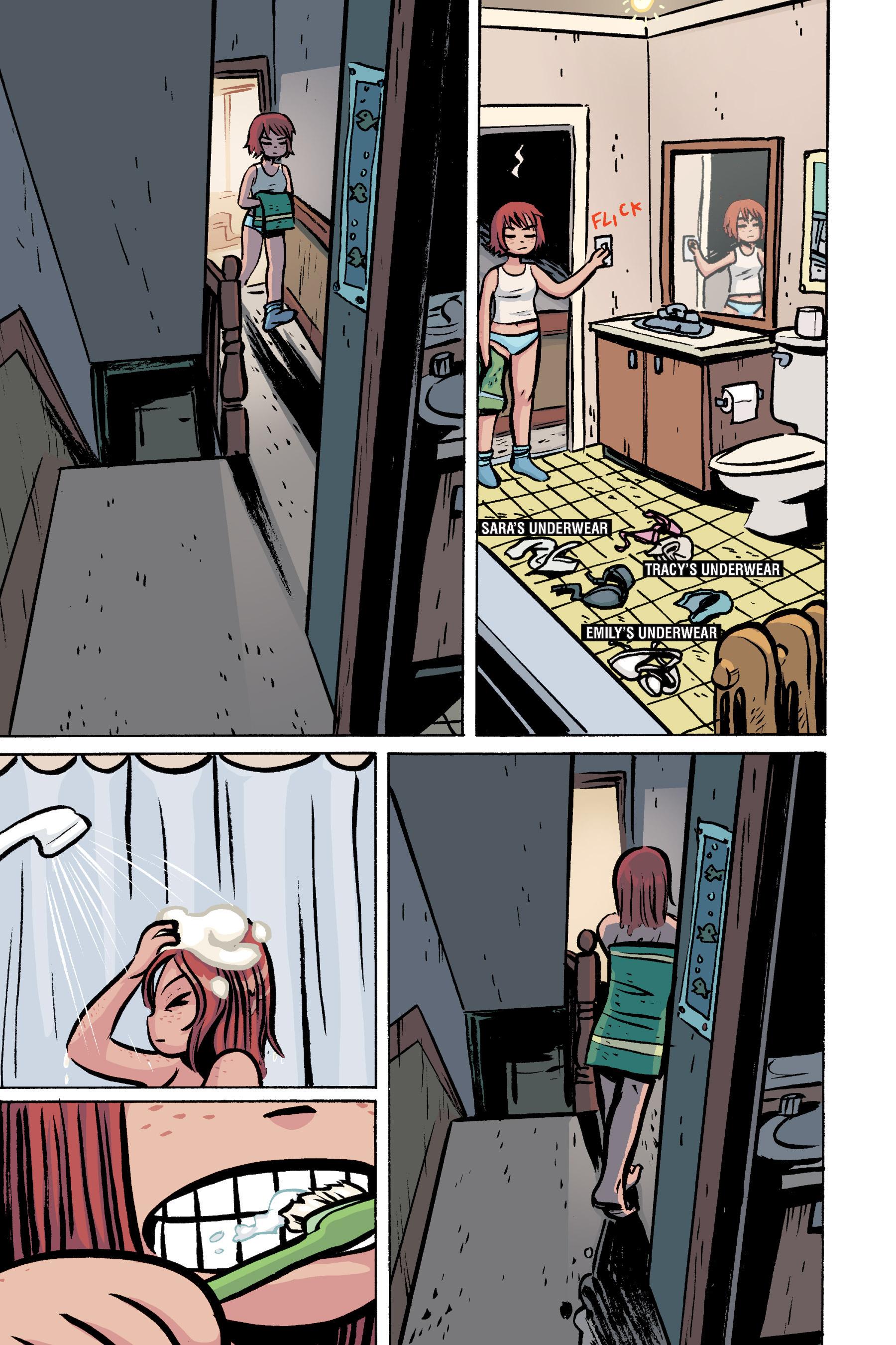 Read online Scott Pilgrim comic -  Issue #2 - 61
