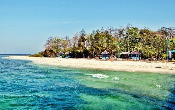 Pantai Pulau Panjang - foto reddoorz