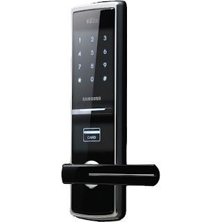 Khóa cửa điện tử Samsung giúp bảo mật an toàn cho người sử dụng