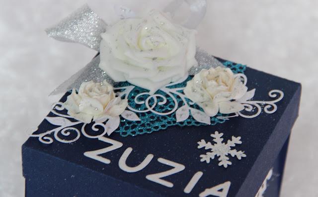 Kraina Lodu, Frozen, exploding box, pomysł na prezent dla dziewczynki, urodziny, śnieżynki