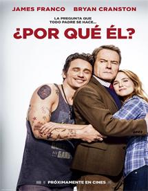 ¿Por qué él? (2016) español