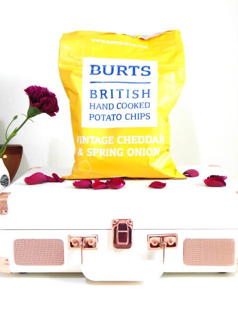 Best Crisp Sandwich Ever ft. Burts