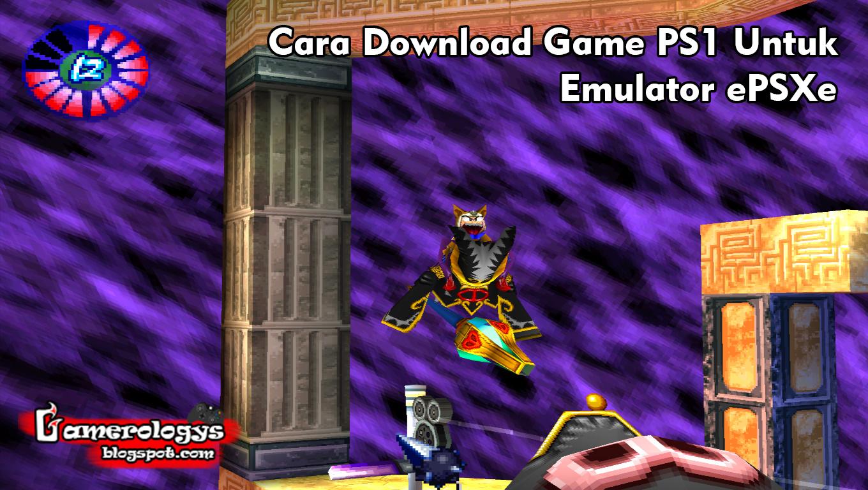 download game epsxe iso untuk pc