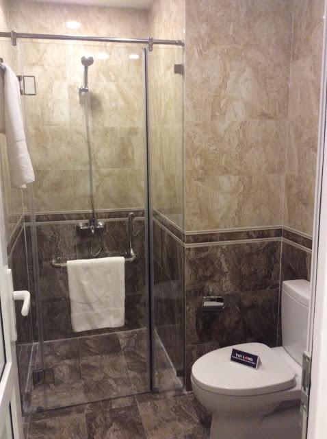 Nhà vệ sinh tại FLC Garden City