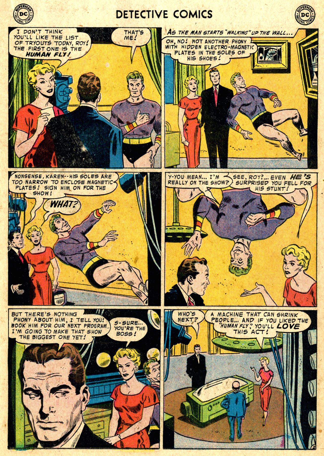 Read online Detective Comics (1937) comic -  Issue #235 - 17