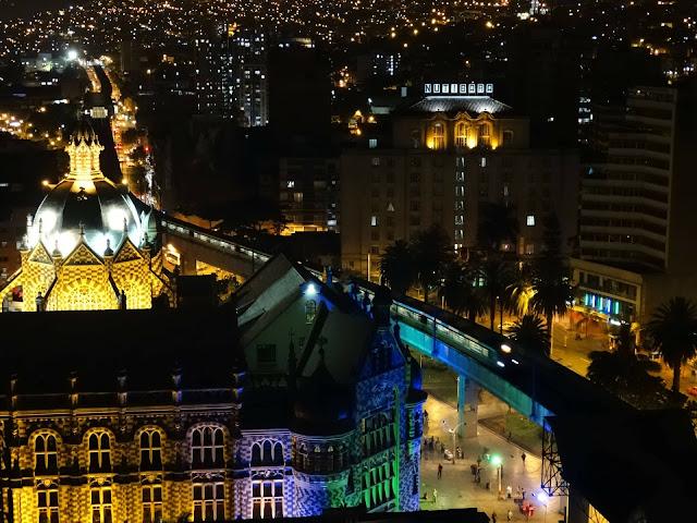 La ciudad de Medellin Colombia