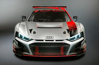 Audi R8 LMS GT3 2019 Front