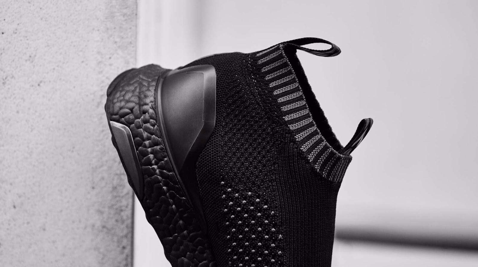Triple Black Adidas Ace 16 PureControl Ultra Boost Released Footy Headlines