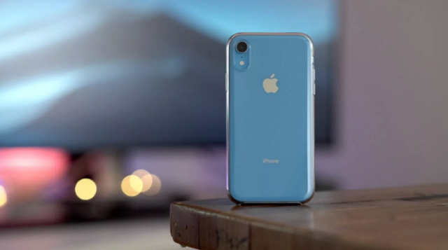 iPhone XR made up 32% of iPhone sales in its first month