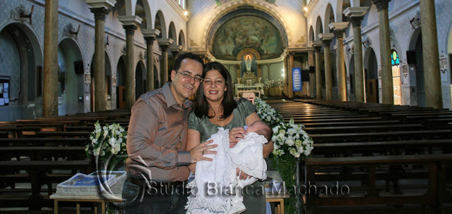 Fotos Batizado