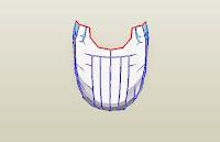 basic helmet mask template pdf