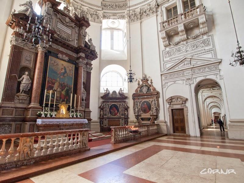 Salzburger Dom, Catedrala din Salzburg