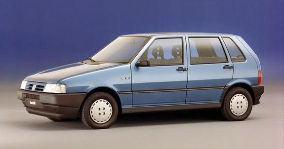 THE ULTIMATE CAR GUIDE: Fiat Uno