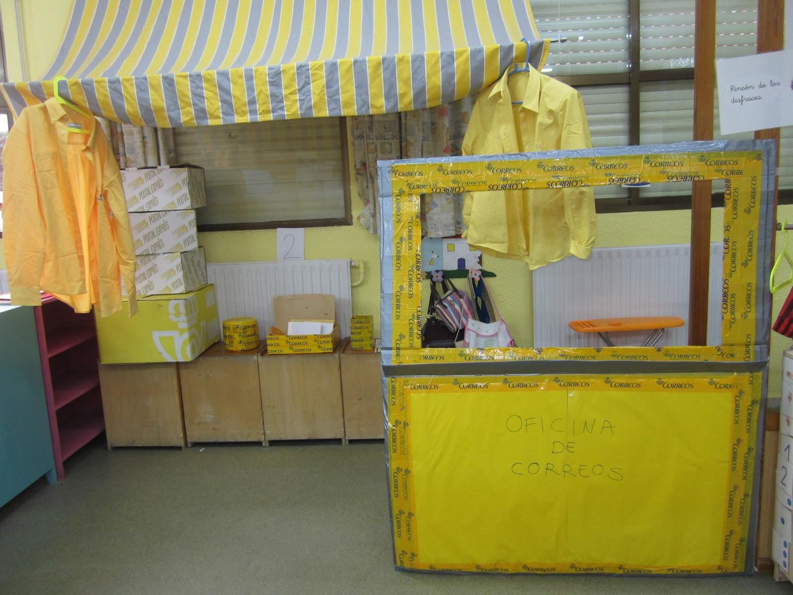 Maestranainfantil proyecto el cartero oficina de correos for Oficina de correos pinto