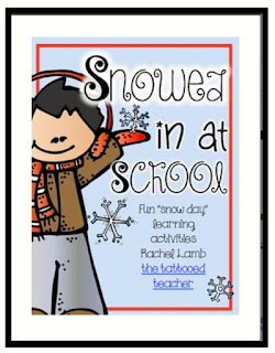 https://www.teacherspayteachers.com/Product/Snowed-In-at-School-Day-Common-Core-Math-Writing-and-Literacy-Fun-171651