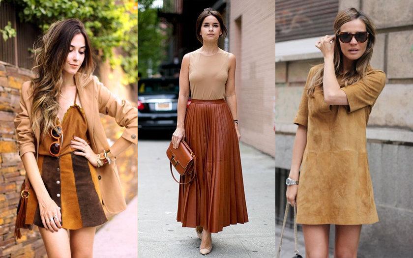Tendência de Moda: Cores Terrosas